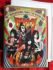 KISS - Japan Tour 2015  JAPAN Program Tourbook  ANDRUCK PROMO ungebunden 1-sided