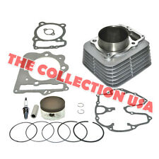 NEW CYLINDER PISTON RING GASKET KIT ASSEMBLY FITS FOR HONDA XR 400R XR400R