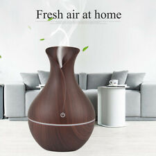 Usb Essential Oil Aroma Diffuser 7 Colour Led Ultrasonic Humidifier Air Purifier
