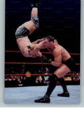 1999 WWE Smackdown Chromium #36 Meat Shawn Stasiak