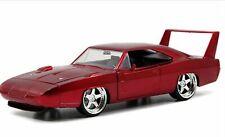 Dodge Charger Daytona 1969 rot Fast & Furious 7 Dom in 1:24 Jada Toys JAD-97060