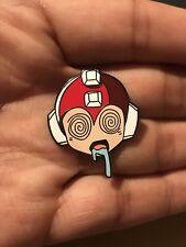 Mega Man (red) Lapel Pin Nintendo enamel pins