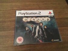 ERAGON. PlayStation 2. Promo copy.
