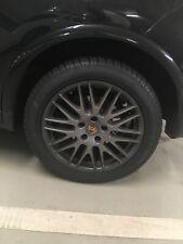 Porsche Cayenne 20? Winterräder