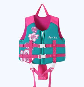 Newao 2019 New Kids Life Jacket Kayak Ski Buoyancy Aid Vest Sailing Watersport