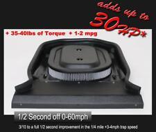 Vararam Air Grabber Intake 2009-12 Dodge Ram 5.7L Hemi   SMOOTH BLACK LID