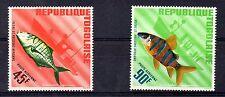 Togo Fauna Peces serie del año 1967 (AZ-229)