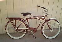PAINT STENCILS DECALS RESTORE YOUR VINTAGE SCHWINN B6 STREAMLINER BICYCLE BIKE