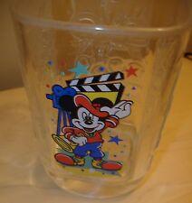 """2000 McDonald's Walt Disney """"Celebration"""" Glass (Mickey, Disney Studios)"""