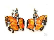 009 Metal Figure CASTILIAN KNIGHT Medieval 1/32 54mm scale Soldier