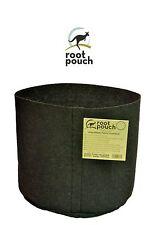 2 Root Pouch noir (8L - 2 gallons) Géotextile Smart grow Pot déco container