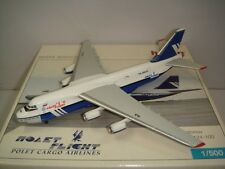 """Herpa Wings 500 Polet Cargo Airlines Aviakompania AN-124 """"1990s color"""" 1:500 NG"""