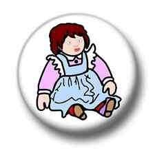 Creepy Doll 1 Inch / 25mm Pin Button Badge Child's Play Chucky Creepy Horror Fun