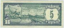 NETHERLANDS/ANTILLEN 5 GULDEN 1967!