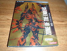 ZONE OF THE ENDERS HD COLLECTION PS3 GAME COMPLETE PLAYSTATION 3
