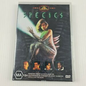 Species DVD - Region 4 - Sci-Fi/Horror - NEW & SEALED - TRACKED POSTAGE