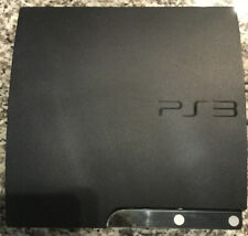 Sony Playstation 3 PS3 Slim 250GB CECH-2001B **CONSOLE ONLY** *Tested* *Works*