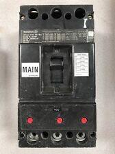 WESTINGHOUSE CIRCUIT BREAKER 400 AMP 3 POLE MDL# LB3400F