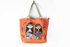 authentic MARC JACOBS Bag orange Girls