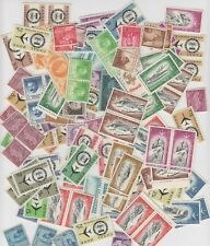Canal Zone Group of Over 140 Stamps