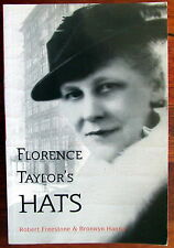 Florence Taylor's Hats Australia 1900s Female Architect Town Planner Building