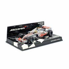 F1 1/43 McLaren Mp4/22 Mercedes Hamilton Canada GP 2007 Minichamps