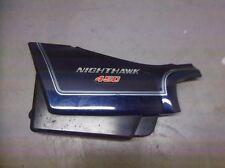 Used Left Side Cover for 1982-86 Honda CB450SC Nighthawk
