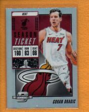 Goran Dragic 2018-19 Playoff Contenders Optic Preview #37 Case Hit