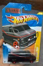 Hot Wheels 1983 GMC The A-Team Van. Rare,HTF! 2011 New Models