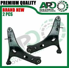 Front Lower Left & Right Control Arms Pair For SUBARU FORESTER SJ 2012-On