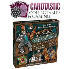Munchkin Steampunk Deluxe Board Game