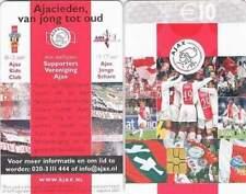 Arenakaart A070-01 10 euro: Spelmomenten 2005