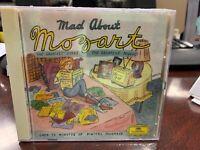 Mad About Mozart CD 1993 Deutsche Grammophon 439150 sealed