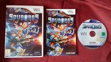 SPYBORGS - Jeu Nintendo WII / WII U - PAL Fr.