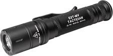 SureFire Tactician Dual-Output MaxVision Beam LED Flashlight E2T-MV