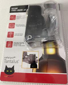 Tantalus Catalyst Bottle Lock With Keys Alcohol Liquor Child Safety NEW Wine