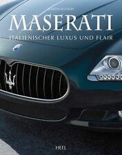 Maserati Sebring Mistral Ouattroporte Mexico Ghibli Indy Bora Biturbo Buch book