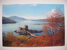 Eilean Donan Castle, Loch Duich. (Nr Dornie, Morvich, Kyle, Skye etc)