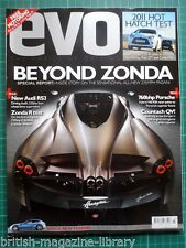 Evo 154 Countach QV CLS63 Zonda R DS3 Corsa VXR JCW Clio 200 Polo GTI Delta Evo