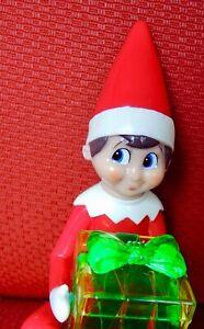 Elf On A Shelf Hinged Gift Box