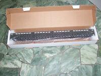 Stock-up & $ave! 10 Pack- TUFF JACKS Cat6 24 Port Patch Panel w/FREE SHIPPING
