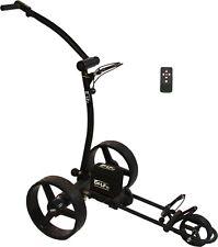 Elektro golf trolley PGE 3.0 Li-ion, bateria 12v/20ah, funkfernbedng, USB,, negro