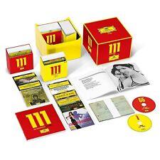 111 The Collector's Edition Deutsche Grammophon 111 CD Box Set  NEW