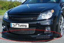 Frontansatz Frontspoiler für Opel Astra H Cabrio /Twin Top (für OPC Stoßstange)