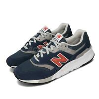 New Balance CM997 D Navy Grey Retro Running Lifestyle Casual Sneakers CM997HAY D