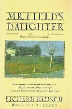 Mr. Fields Daughter: A Novel