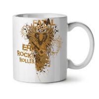 Fatal Error Rock Music NEW White Tea Coffee Mug 11 oz | Wellcoda