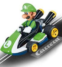 Carrera 64034 GO! Nintendo Mario Kart 8 Luigi 1/43 Scale slot car