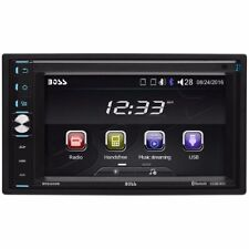 NEW Boss Bv9349b Car Double Din Multimedia Player 6.2inch Touch