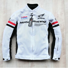 Racing Jackets Summer Automobile Race Clothing Motorcycle Clothes Honda Mesh HOT